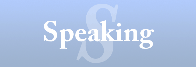 Personal Development Motivational Speaker