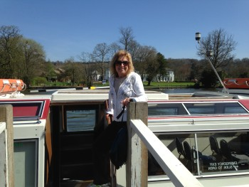 Personal Professional Development Henley on Thames Boat Ride